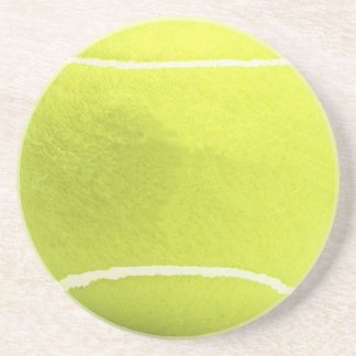 Tennis Ball Drinks Coaster