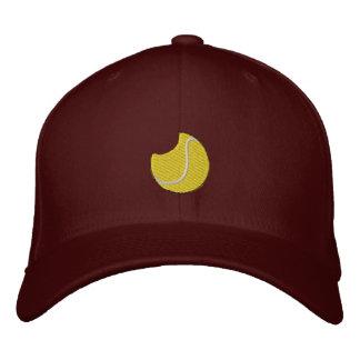 Tennis Ball Embroidered Baseball Hat