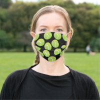 TENNIS BALL Face Mask