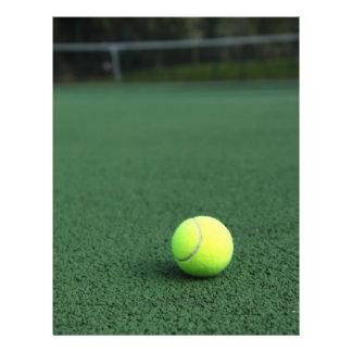 Tennis Ball Flyer