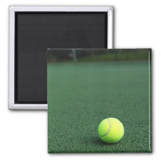 Tennis Ball Fridge Magnet