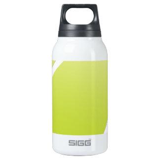 tennis ball insulated water bottle