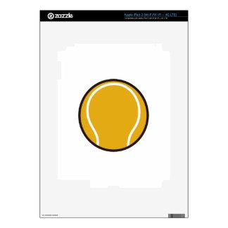 Tennis Ball iPad 3 Decal