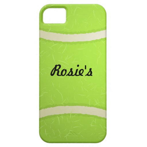 Tennis Ball iphone Case iPhone 5 Cases