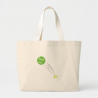 Tennis Ball Jumbo Tote Bag