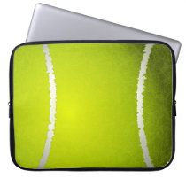 tennis ball laptop sleeve