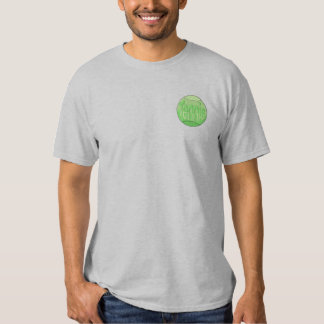 Tennis Ball Logo Embroidered T-Shirt