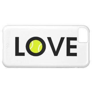 Tennis Ball LOVE iPhone 5C Covers