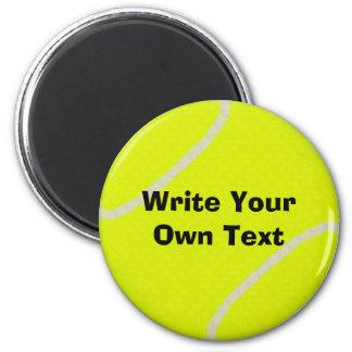 Tennis Ball Magnet
