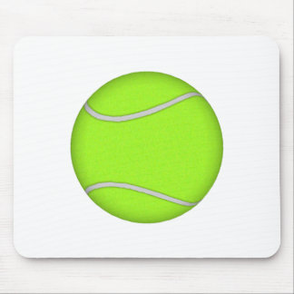 Tennis Ball: Mouse Pad