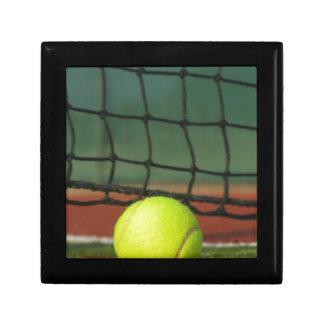 Tennis Ball On Court Gift Box
