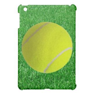 Tennis Ball On Lawn iPad Mini Cases