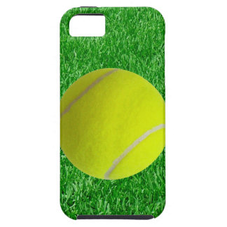 Tennis Ball On Lawn iPhone 5 Covers