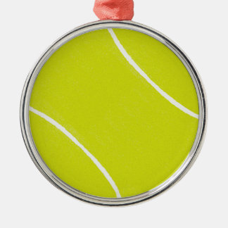 Tennis Ball Ornaments