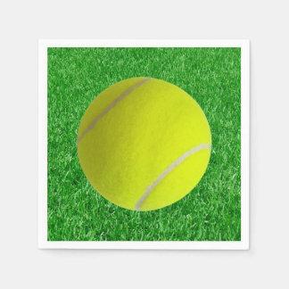 Tennis Ball Paper Napkins