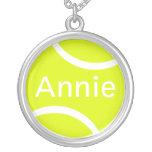 Tennis Ball Pendant