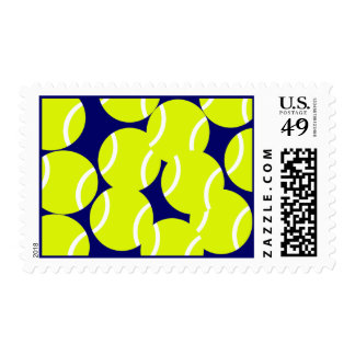 Tennis Ball Stamps