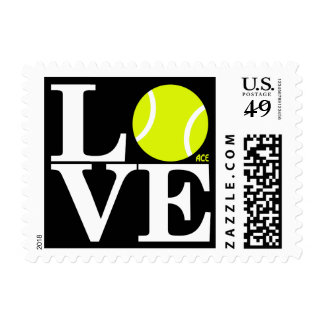 Tennis Ball Postage