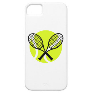 TENNIS BALL RAQUETS iPhone 5 CASES