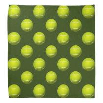 Tennis Ball Sports Bandana