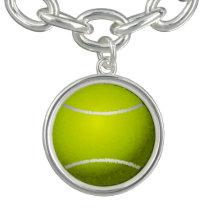 Tennis Ball Sports Bracelet
