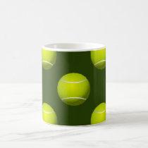 Tennis Ball Sports Coffee Mug