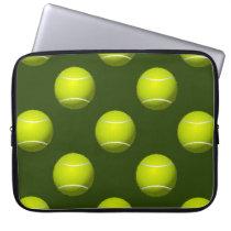 Tennis Ball Sports Computer Sleeve