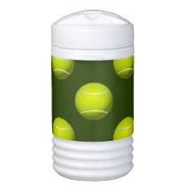 Tennis Ball Sports Cooler