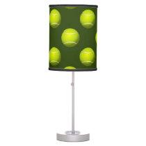 Tennis Ball Sports Desk Lamp