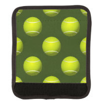 Tennis Ball Sports Handle Wrap