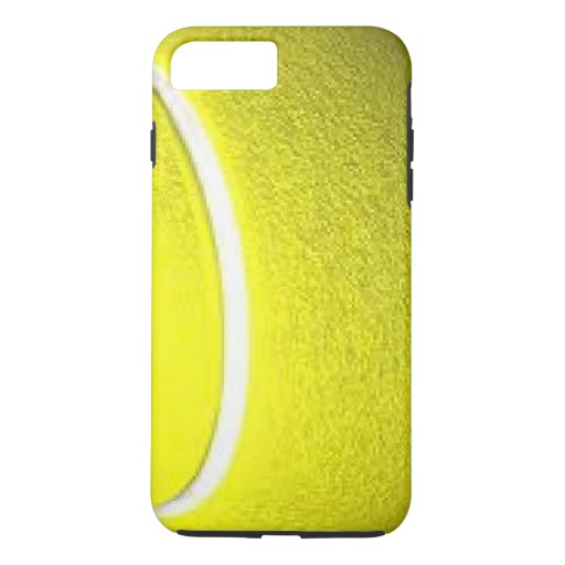 Case Design tough mobile phone cases : Tennis Ball Sports iPhone 7 iPhone 7 Plus Case : Zazzle