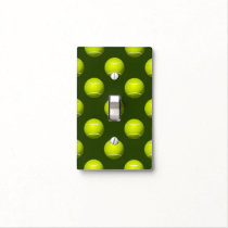 Tennis Ball Sports Light Switch Cover