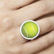 Tennis Ball Sports Rings