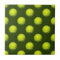 Tennis Ball Sports Tile