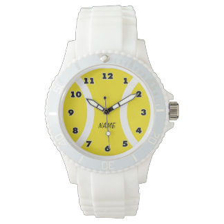 Tennis ball sports watch for players and coach