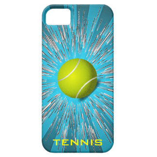 Tennis Ball Starburst Design iPhone  Casemate iPhone SE/5/5s Case