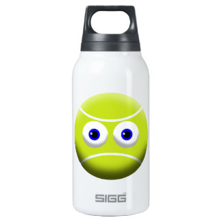 TENNIS BALL STARE INSULATED WATER BOTTLE