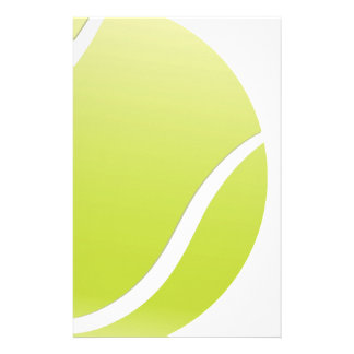 tennis ball stationery
