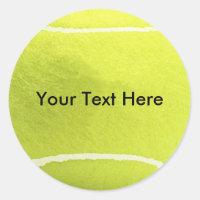 Tennis Ball Stickers