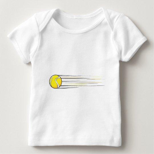 Tennis Ball Swish Baby T-Shirt