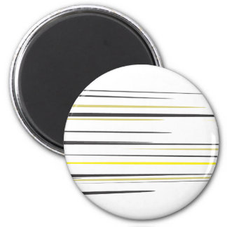Tennis Ball Swish Magnet