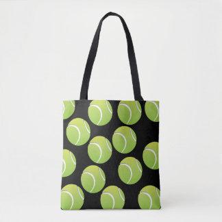 Tennis Ball Tote Bag, Medium