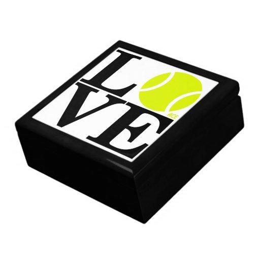 Tennis Ball Trinket Boxes