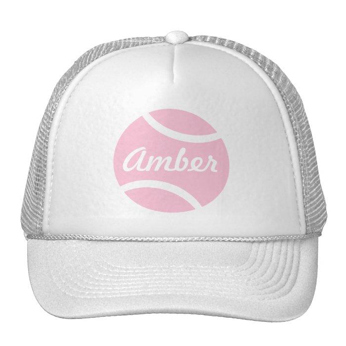 Tennis Ball Trucker Hat