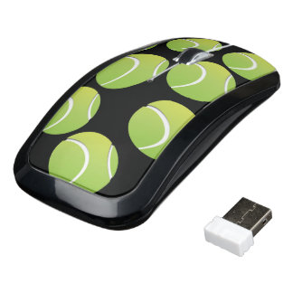 Tennis Ball Wireless Mouse
