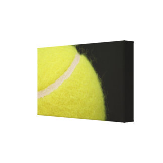 Tennis Ball Wrapped Canvas