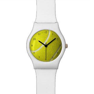 Tennis Ball Wristwatch