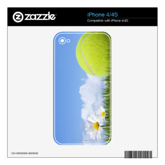 Tennis Balls Decal For The iPhone 4S