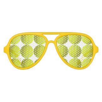 Tennis Balls Party Sunglasses