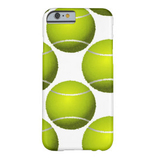 tennis balls pattern barely there iPhone 6 case